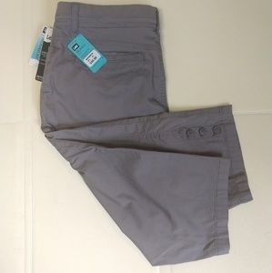 Lee Relaxed Fit Stretch Capri 14p